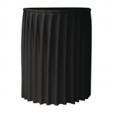 ZOWN Cocktail80 Table Paramount Cover Black