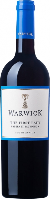 Warwick Estate - The First Lady Cabernet Sauvignon 2017 (75cl Bottle)