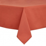 Essentials Occasions Tablecloth Paprika 90 x 90cm (120 TC, Polyester)
