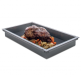 Rational Granite Enamelled Tray - 20mm 1/1GN