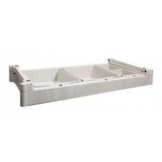 Ultra Housekeeping Trolley - Top Tray 2