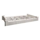 Ultra Housekeeping Trolley - Top Tray 3