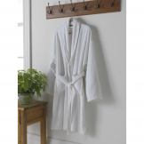Velour Bathrobe (XL)