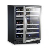Dometic MaCave Dual Zone Wine Fridge S46G