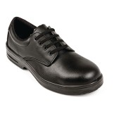 Lites Safety Lace Up Black 38