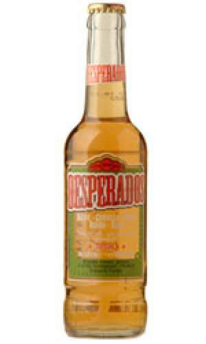 Image of Desperados - French Tequila Flavoured Lager