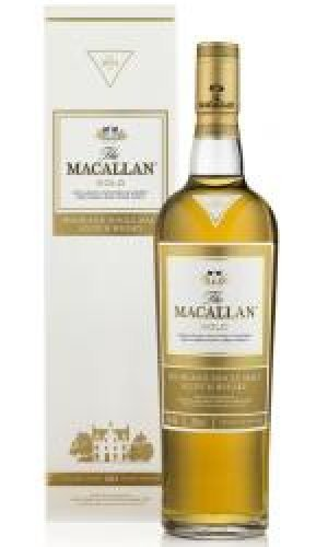 Macallan - Double Cask Gold (70cl Bottle)