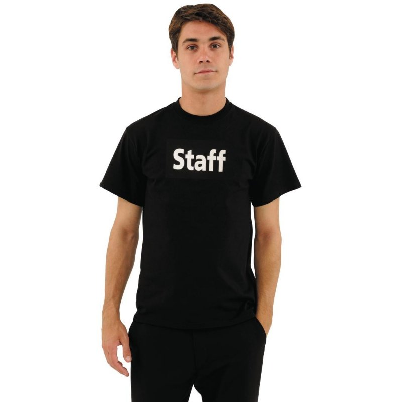 Printed Unisex T-Shirt Staff L
