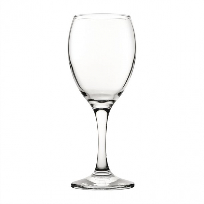 Utopia Pure Glass Wine Glasses 250ml (Pack of 48)