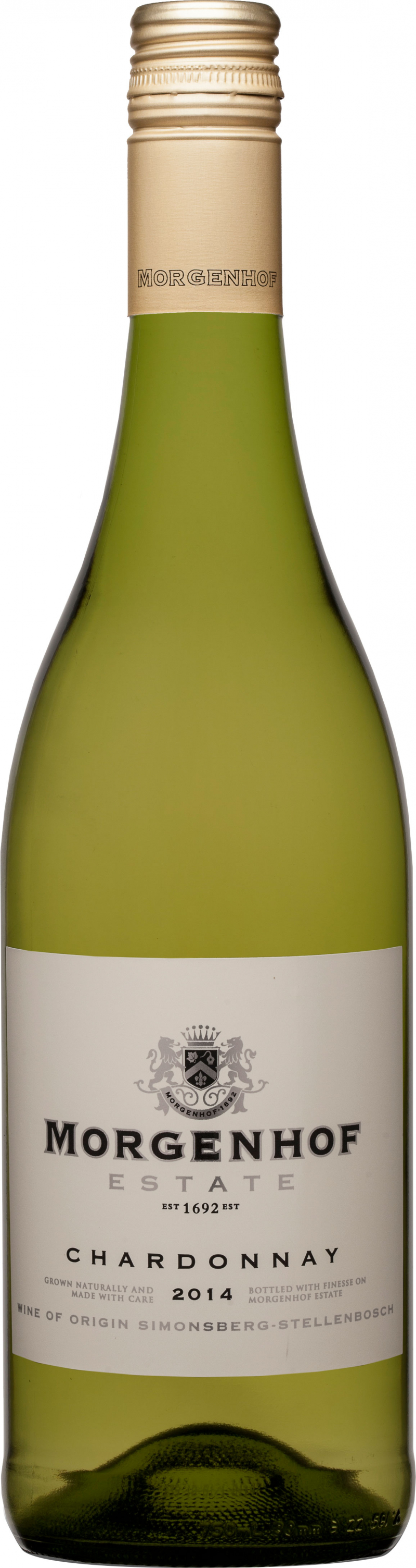 Morgenhof - Chardonnay 2015 (75cl Bottle)