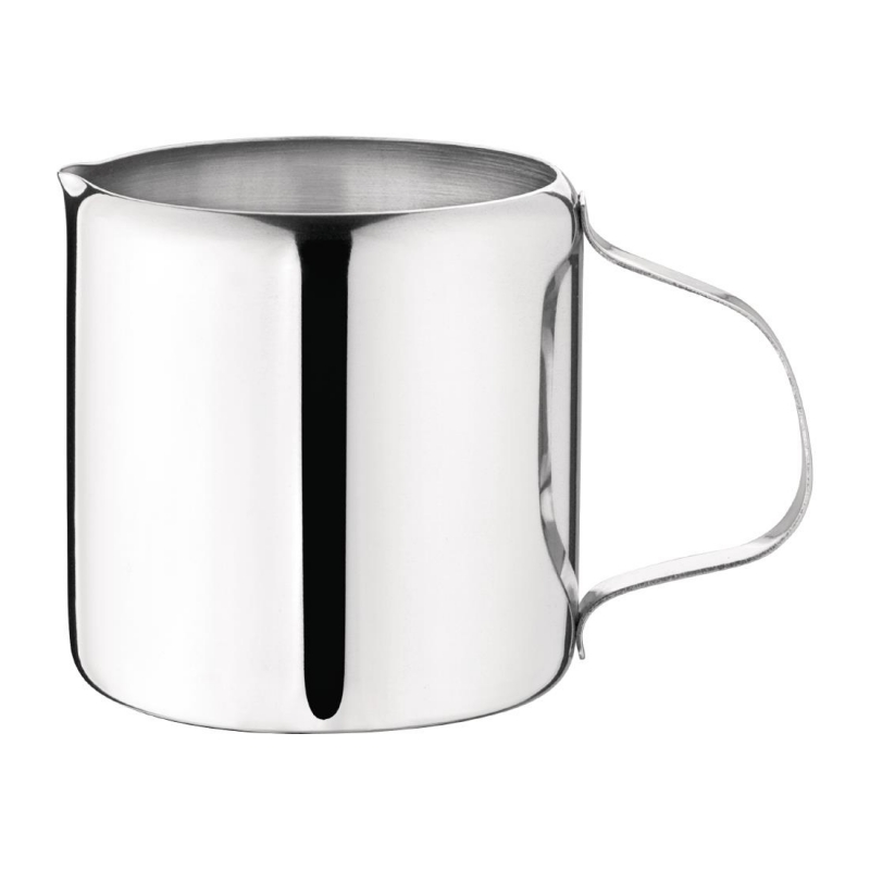 Olympia Concorde Milk Jug Stainless Steel 140ml