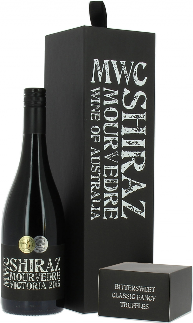 McPhereson - MWC Shiraz Mouvedre And Truffles (75cl Bottle)
