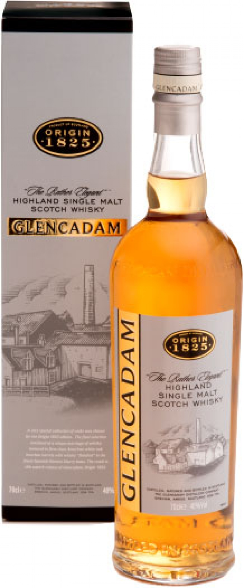 Glencadam - Origin 1825 (70cl Bottle)
