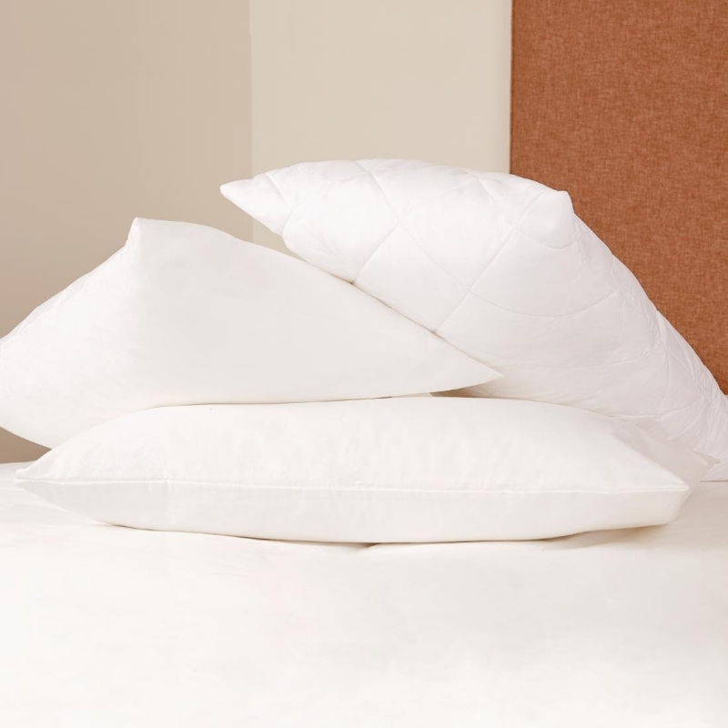 Comfort Polyzip Pillow Protector (Polycotton)