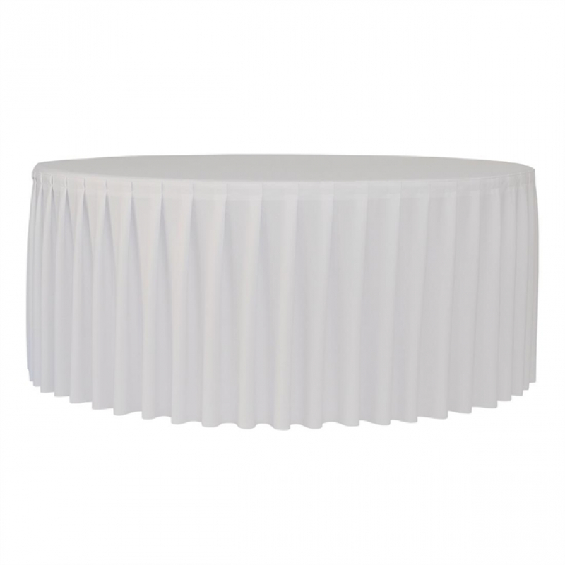 ZOWN Planet180 Table Paramount Cover White
